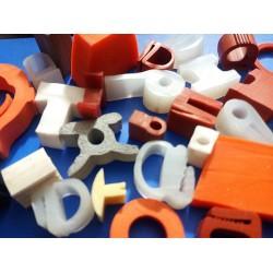 ساخت انواع قطعات سیلیکونی